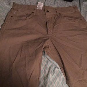 Carhartt Brown pants